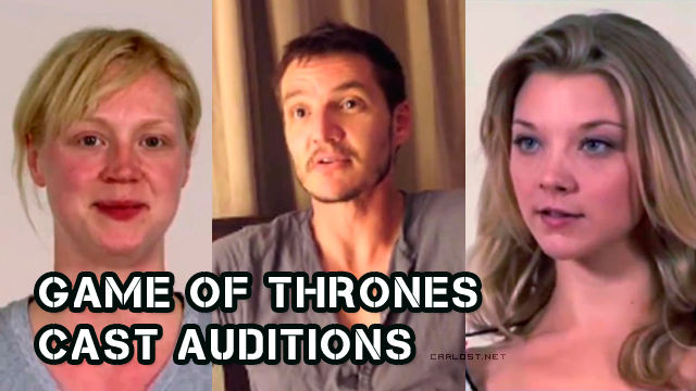 Game of Thrones - Cast Auditions