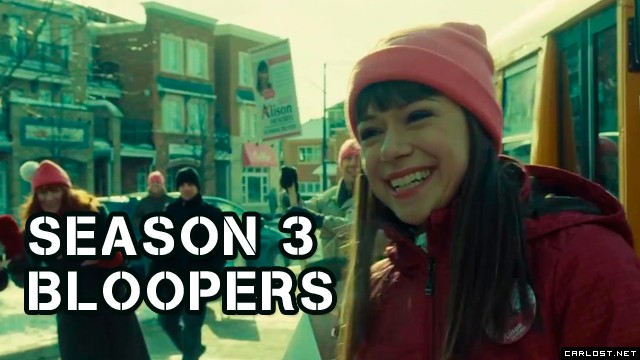 Orphan Black Season 3 Bloopers