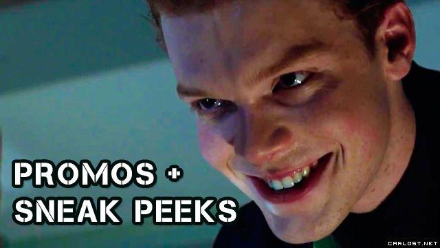 Gotham 2x01 Season Premiere (Promos + Sneak Peeks)