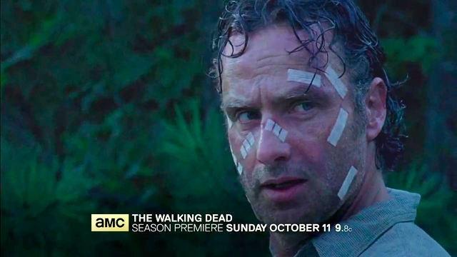 The Walking Dead 6x01 First Time Again (Season Premiere)