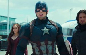 Capitan America Civil War Trailer