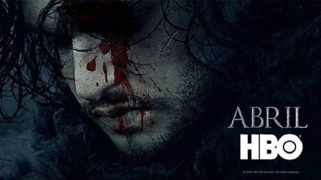 Game of Thrones - Jon Snow en póster de la sexta temporada