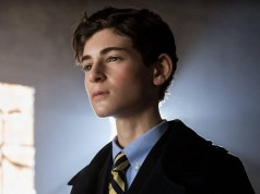 David Mazouz en Gotham 2x10 The Son of Gotham