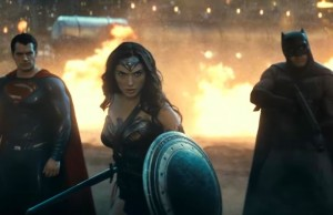 Superman, Wonder Woman y Batman en el nuevo Trailer de Batman vs Superman