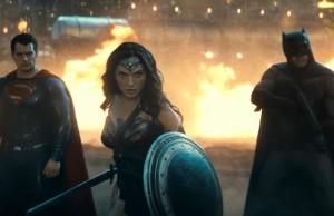 Superman, Wonder Woman y Batman en el nuevo Trailer de Batman vs Superman