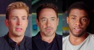 Especial Capitan America Civil War - Chris Evans, Robert Downey Jr y Chadwick Boseman Carlost.net