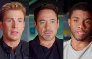 Especial Capitan America Civil War - Chris Evans, Robert Downey Jr y Chadwick Boseman Carlost.net
