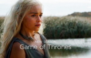 Daenerys Targaryen en el primer adelanto de Game of Thrones Temporada 6