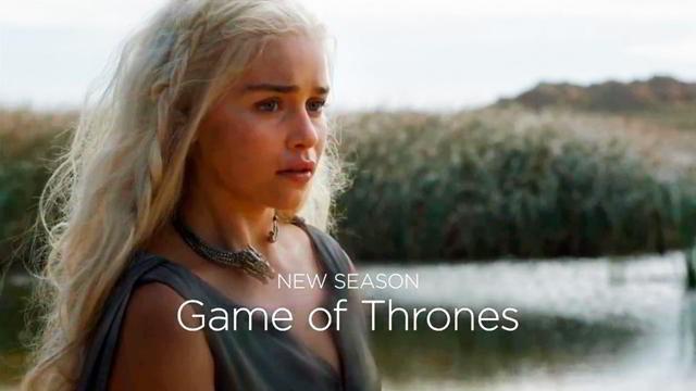 Daenerys Targaryen en el primer adelanto de Game of Thrones Temporada 6