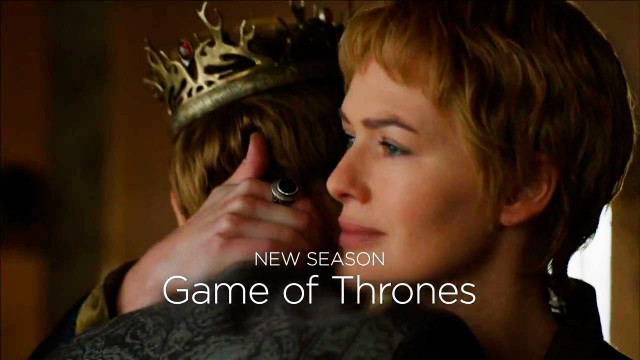 Game of Thrones Season 6 - Cersei & Tommen