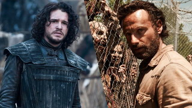 Game of Thrones y The Walking Dead las series mas pirateadas del 2015