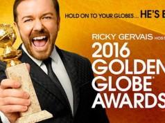 Ricky Gervais conducirá los Golden Globes 2016