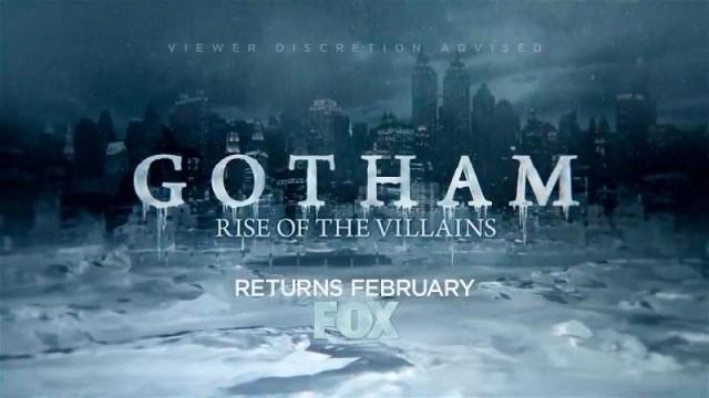 Gotham 2x12 regresa en Febrero 2016