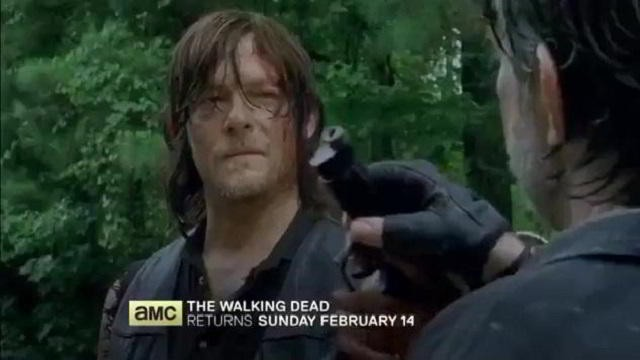 The Walking Dead 6x09 No Way Out (Promo) - Estreno 14 de Febrero de 2016