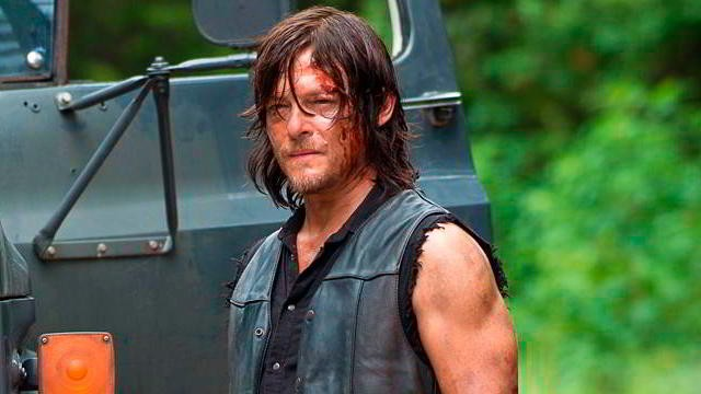 Norman Reedus The Walking Dead 6x09 No Way Out (2016)