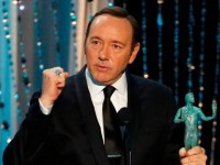 Kevin Spacey ganador en los SAG Awards 2016