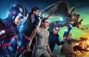 Legends of Tomorrow, el spin-off de Arrow y The Flash