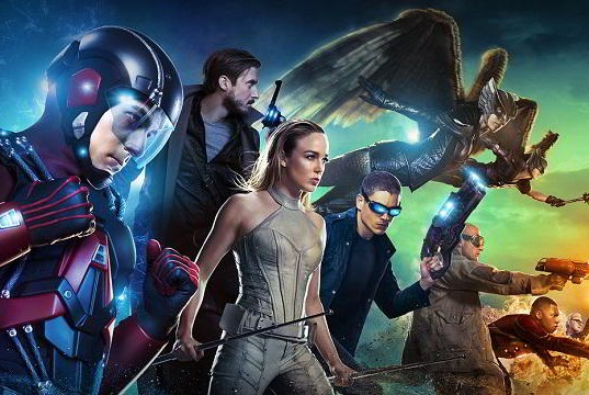 Legends of Tomorrow, el spin-off de Arrow y The Flash