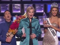 Miss Colombia parodiada en los People's Choice Awards 2016