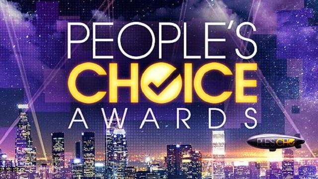 Ganadores de los People's Choice Awards 2016