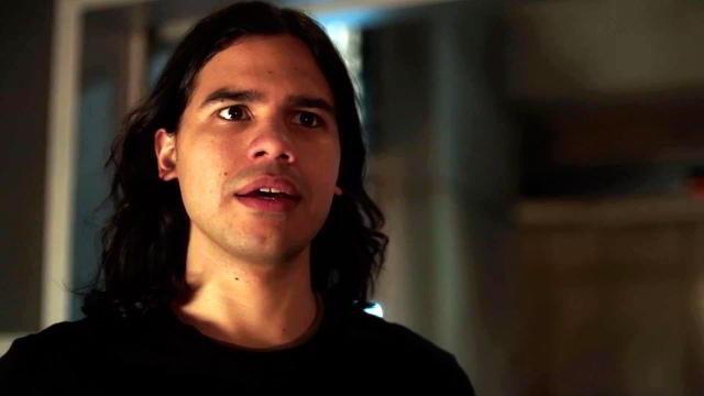 Cisco Ramón en The Flash 2x11