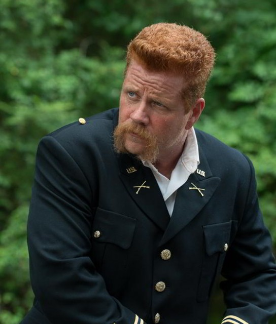 Abraham Ford (Michael Cudlitz) en The Walking Dead 6x09 No Way Out