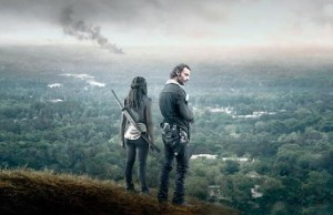 The Walking Dead Temporada 6 - Michonne y Rick Grimes (Posters 2016)