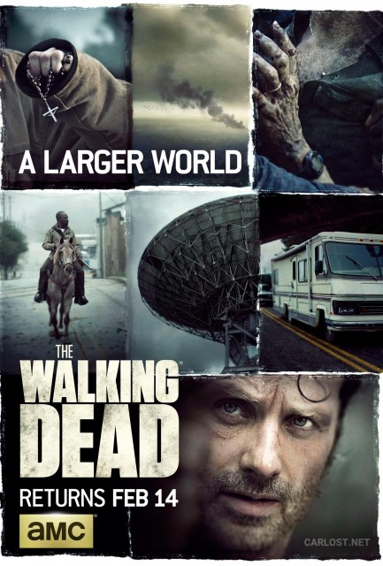 The Walking Dead Temporada 6 Poster Carlost.net HQ 2016