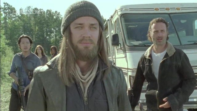 (Spoiler) Daryl, Jesus y Rick en The Walking Dead 6x11 Knots Untie
