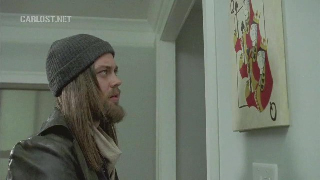 (Spoiler) Jesus en Alexandria en The Walking Dead 6x11 Knots Untie