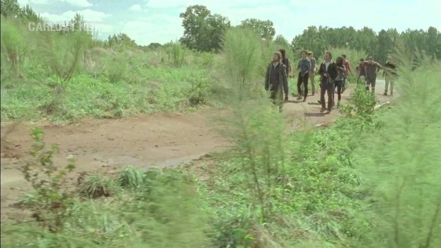 (Spoiler) Jesus lleva a Rick a Hilltop en The Walking Dead 6x11 Knots Untie