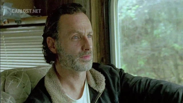 (Spoiler) Rick Grimes en The Walking Dead 6x11 Knots Untie