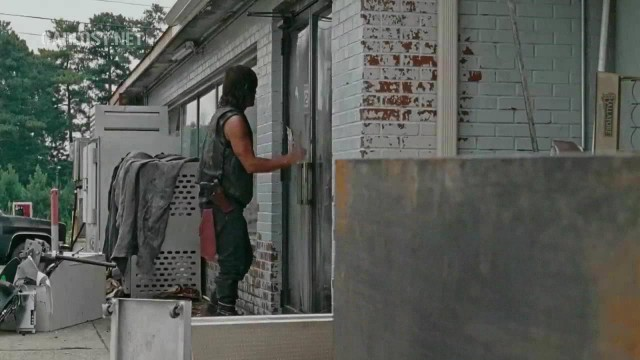 (Spoiler) Daryl en The Walking Dead 6x10 The Next World