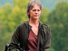 Melissa McBride como Carol Peletier en The Walking Dead 6x12 Not Tomorrow Yet