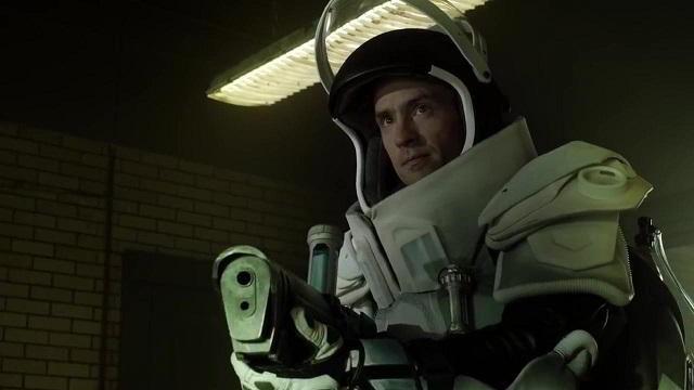 Victor Fries (Mr. Freeze) en Gotham 2x13 A Dead Man Feels No Cold