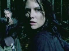 Carol (Melissa McBride) y Maggie (Lauren Cohan) en The Walking Dead 6x13 The Same Boat