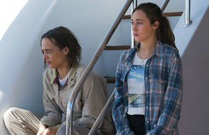 Nick (Frank Dillane) y Alicia (Alycia Debnam-Carey) en Fear The Walking Dead 2x01 Monster