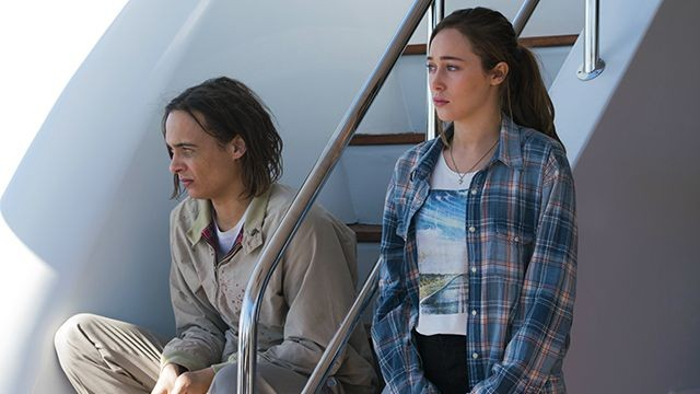 Nick (Frank Dillane) y Alicia (Alycia Debnam-Carey) en Fear The Walking Dead 2x01 Monster