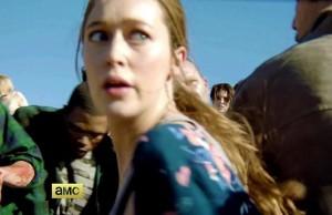 Alicia Clark (Alycia Debnam Carey) en Fear The Walking Dead 2x02 We All Fall Down (Promos+ Sneak Peeks)