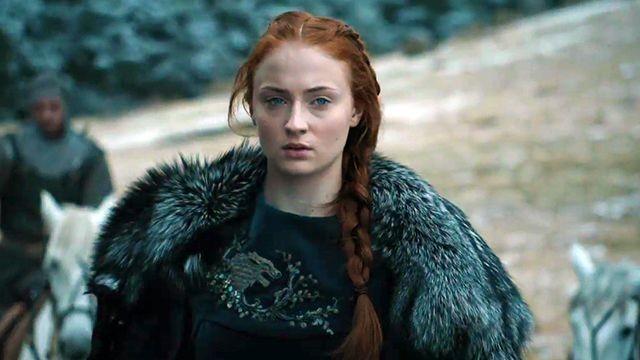 Sansa Stark (Sophie Turner) en el tráiler de la sexta temporada de Game of Thrones