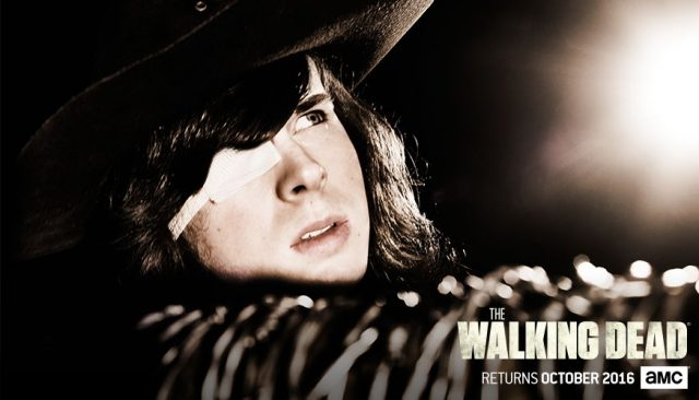 The-Walking-Dead-Season-7-Carl-Grimes-vs-Negan-Carlost-2016