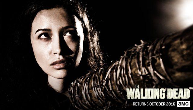The-Walking-Dead-Season-7-Rosita-Espinosa-vs-Negan-Carlost-2016