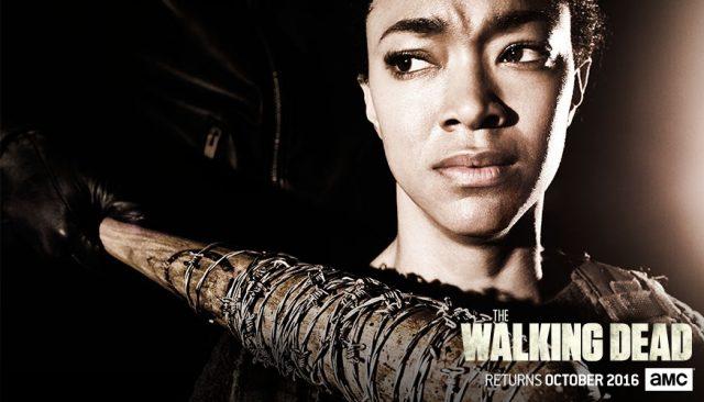 The-Walking-Dead-Season-7-Sasha-vs-Negan-Carlost-2016