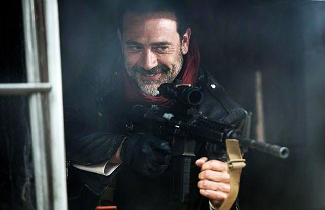 Spoiler The Walking Dead 7x01 - Negan