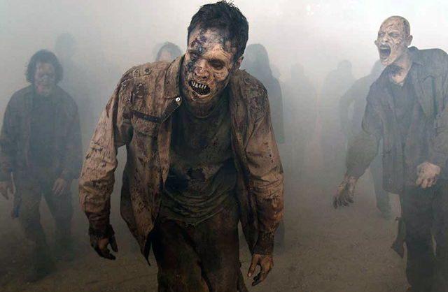 Spoiler The Walking Dead 7x01 - Walkers
