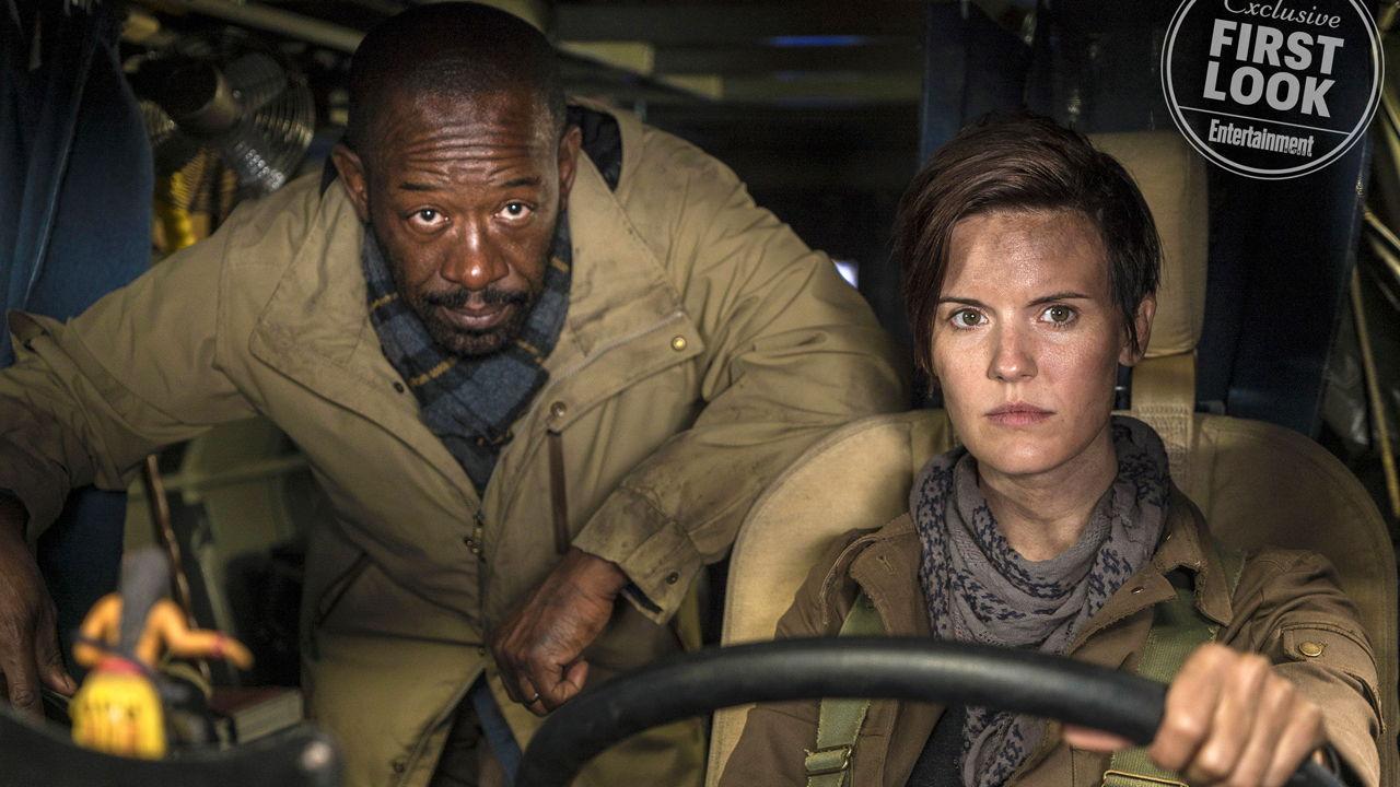 Conoce los nuevos personajes de Fear The Walking Dead (Temporada 4)
