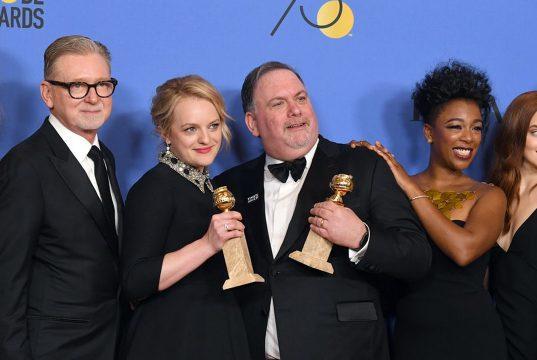The Handmaid's Tale fue elegida Mejor Serie Dramática