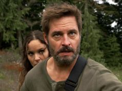 Katie y Will en el trailer de Colony Temporada 3