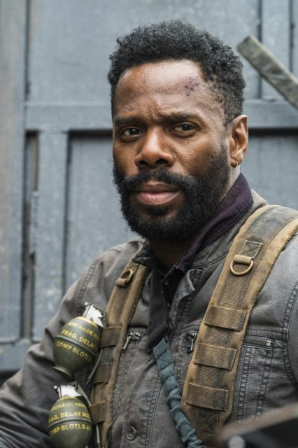 Fear The Walking Dead 4x06 - Colman Domingo como Victor Strand