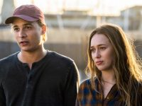 Fear The Walking Dead 4x06 - Nick y Alicia
